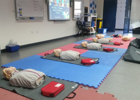 Automatic External Defibrillator AED Quiz